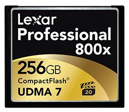 Lexar Professional 800x
