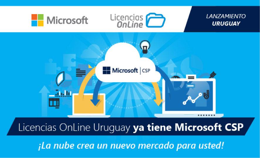 licencias-online-lanzo-microsoft-csp-en-uruguay