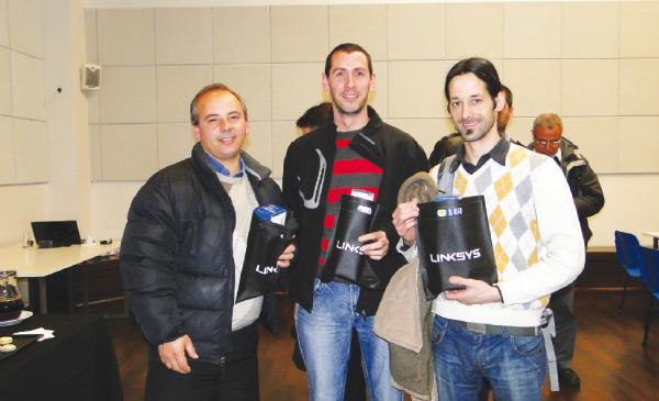 Linsys presento su oferta junto a Unicom 2