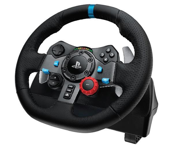 Logitech G presenta su nuevo volante de carreras con Force Feedback para PlayStation 4_4