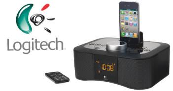 Foto Clock Radio Dock para iPod Logitech