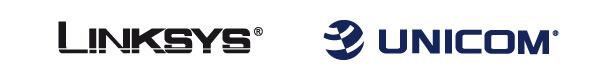 Logo Unicom y Linksys