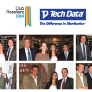 Logo Club Resellers IBM y Techdata