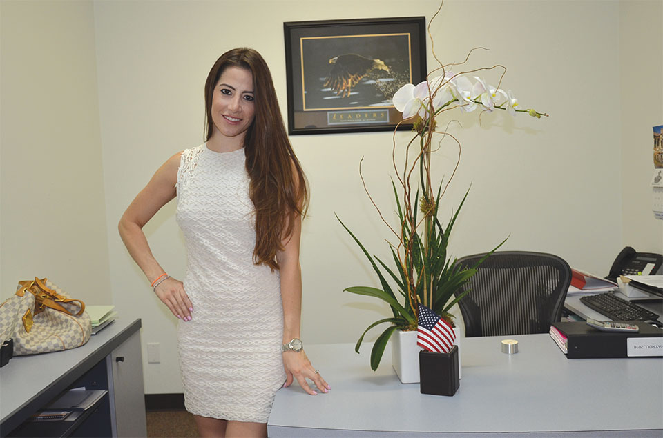 Lorena Boria CFO de TWC