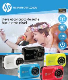 MAXMOBILE incorpora una nueva camara HP 4