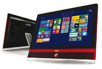 MSI lanza las primeras PC All-in-One Gaming del mundo - 2