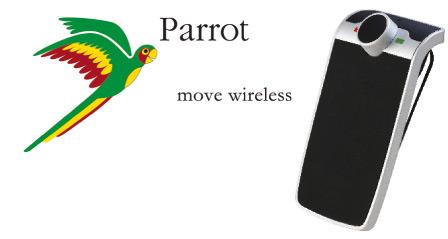 Fotos Manos libres portatil Parrot Minikit