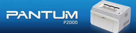 Mapa SA Pantum P2000 Impresión Laser