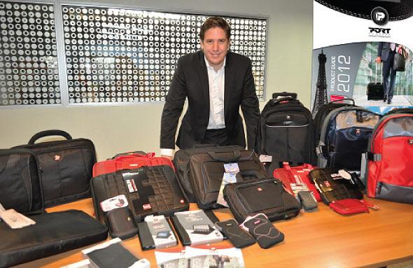 Foto Mariano Muñoz Manager Development para Latinoamérica de PORT Designs