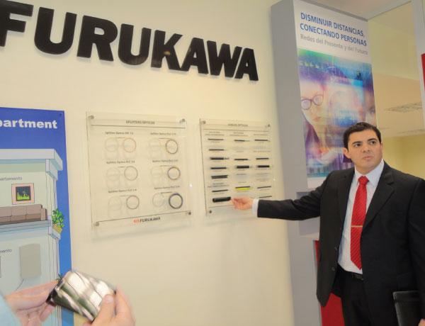 Motivar al canal es el objetivo para Furukawa en 2015 2