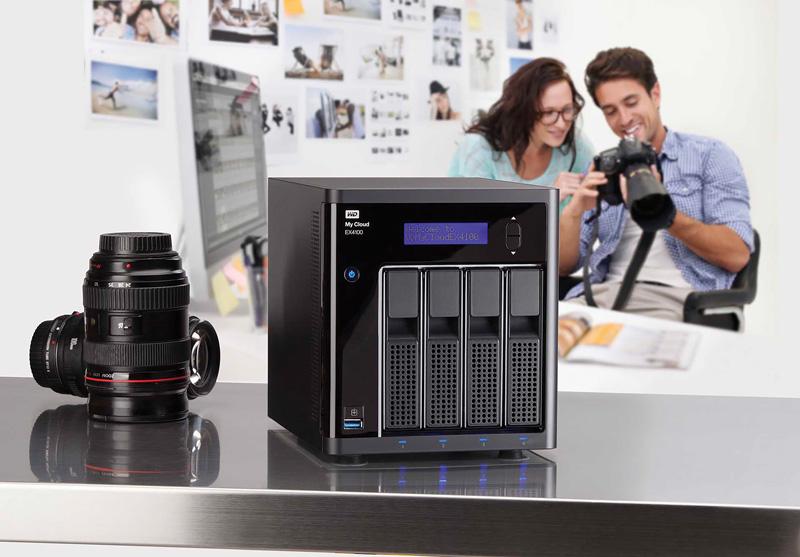My Cloud DL4100 de Western Digital en Unicom 2