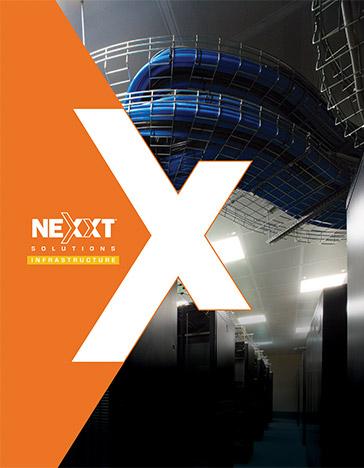 Nexxt Infrastructure presenta su nuevo sistema de escalerilla metalica 2