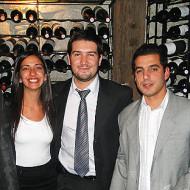 Foto Nicolás, Gimena Badell, Guillermo Rossello, Martín Moreira y Federico Valiente de IGV