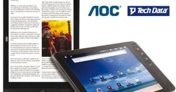 Nueva AOC Breeze Tablet