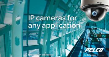 Nuevas camaras IP de Schneider Electric Featured