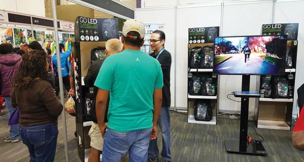 PORT DESIGNS estuvo presente en la sexta edicion de Bici Expo