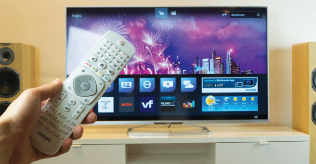 Philips TV renueva  su gama Premium de Leds 2
