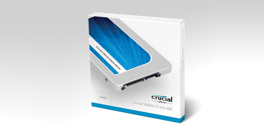 SSD BX200 de Crucial en Unicom 2