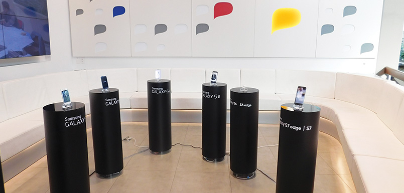 Samsung Galaxy ya esta en las tiendas de Antel 2
