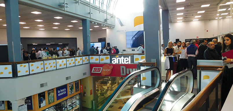 Samsung Galaxy ya esta en las tiendas de Antel 3
