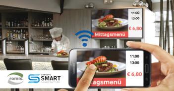 Samsung SMART Signage TV - Romis Uruguay