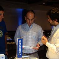 Samsung encuentro con vendedores de Tienda Inglesa