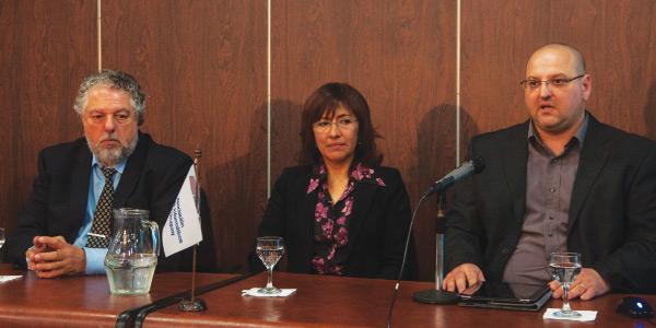 Se fundo la Plataforma Tecnologica Uruguaya - 1