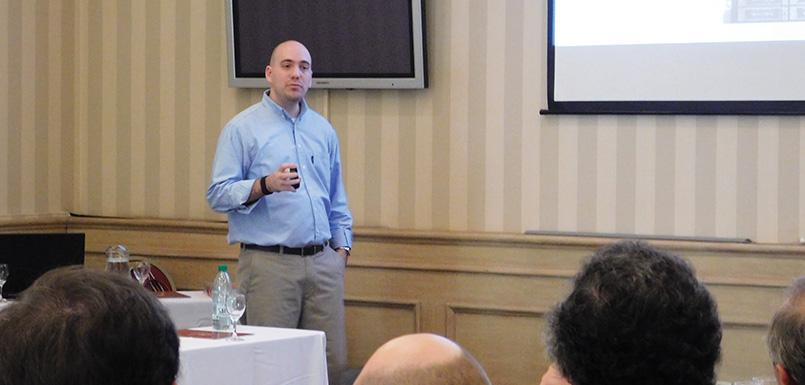 Germán Yeannes, Lenovo Client Technical Sales