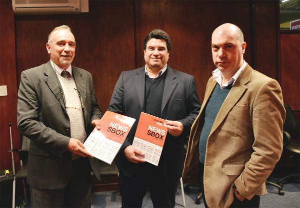 Solution Box Uruguay nuevo distribuidor especializado de Cisco 8
