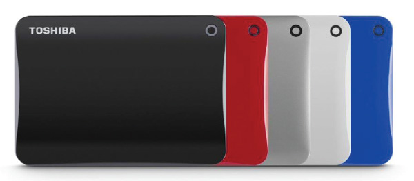 TOSHIBA lanza nuevos dispositivos de storage externos 2