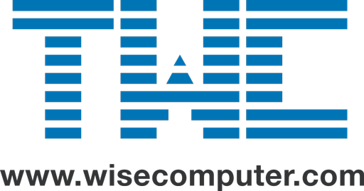 TWC The Wise Computer logo