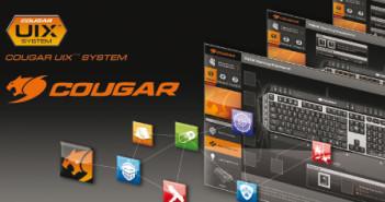 Tecaldo Gaming Aluminio COUGAR inteligente rico en recursos