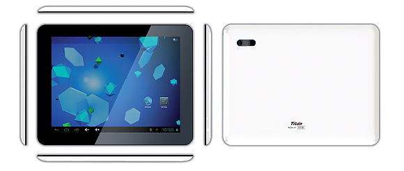 Foto Tablet Titan 9701