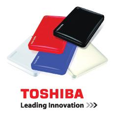 Toshiba ofrece su nuevo disco rigido externo Canvio Connect II para este dia del ninio 2