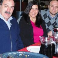 Alvaro Rodriguez (Central de Ventas), Yamyla Silvera (Intcomex), Gustavo Nahmod (Nnet)