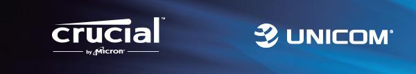 Unicom y Crucial by Micon Logos