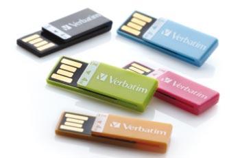 Foto Verbatim presenta en el mercado uruguayo su renovada gama de Pen Drives