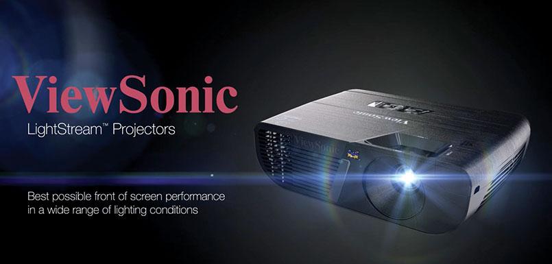 ViewSonic Proyectores Digitales