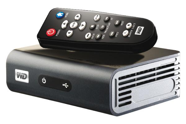 WD lanza su nuevo reproductor multimedia inalambrico con streaming