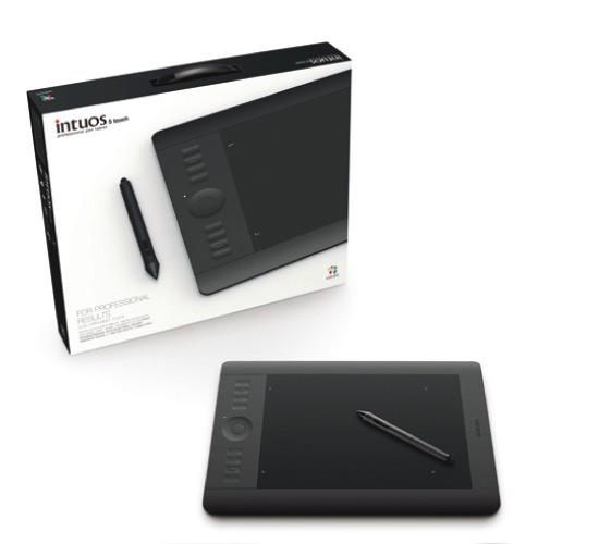 Wacom Tabletas digitalizadoras de proxima generacion Intuos