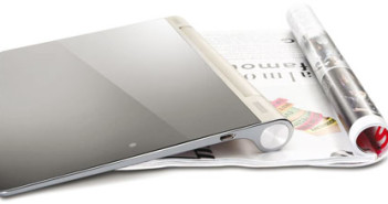 Innovadora Yoga Tablet  multimodo de Lenovo