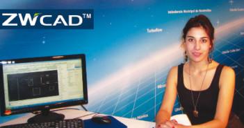 Foto Cecilia Varela, Product Manager de Licencias Originales para los productos de ZwCAD y SERIF