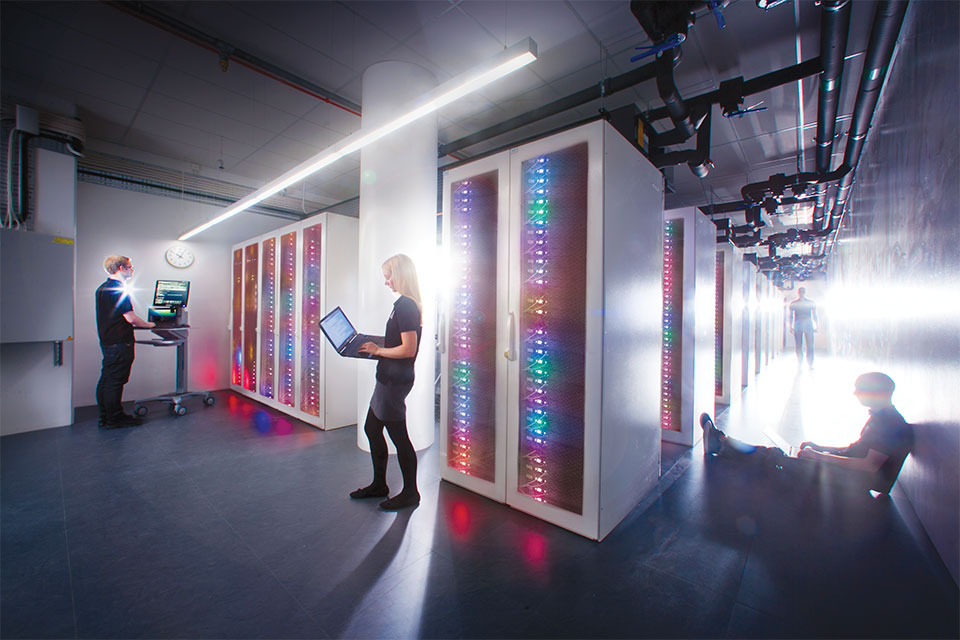 Mega Datacenters