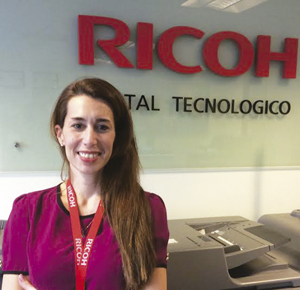 RICOH designó nueva Gerente de Marketing  para la región de Cono Sur