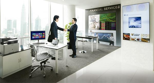 Romis se mete en el mercado B2B  con las soluciones de Samsung