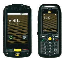 CAT Phones