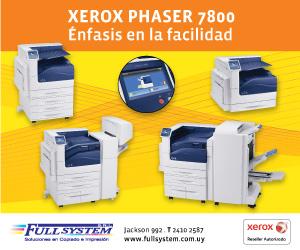 Xerox en Fullsystem S.R.L