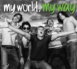 Klip Xtreme My World, My Way