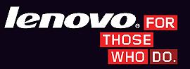 lenovo for those who do logo