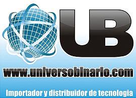 Universo Binario Logo